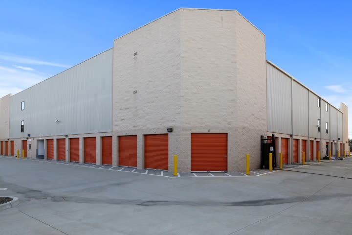 A-1 Self Storage in Torrance features a variety of storage options, including drive-up storage units.
