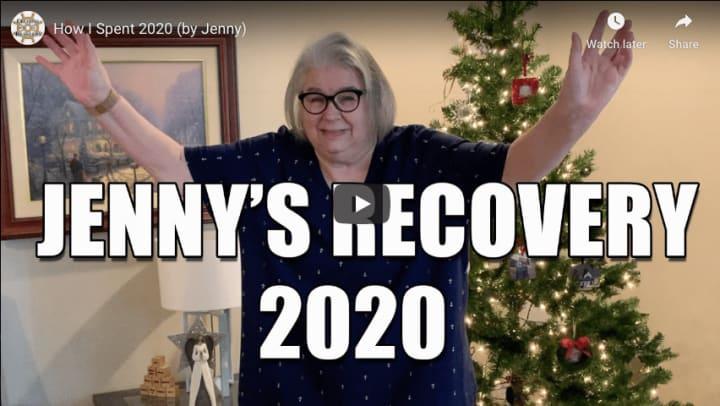 Jenny Kessler's 2020 recovery