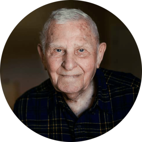 Don Vanderboegh, resident, at The Lakes of Paducah in Paducah, Kentucky
