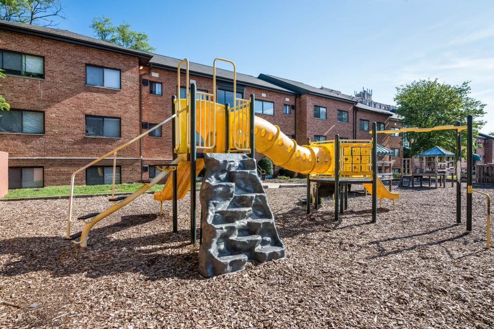 Playground at Parkway Gardens Apartments