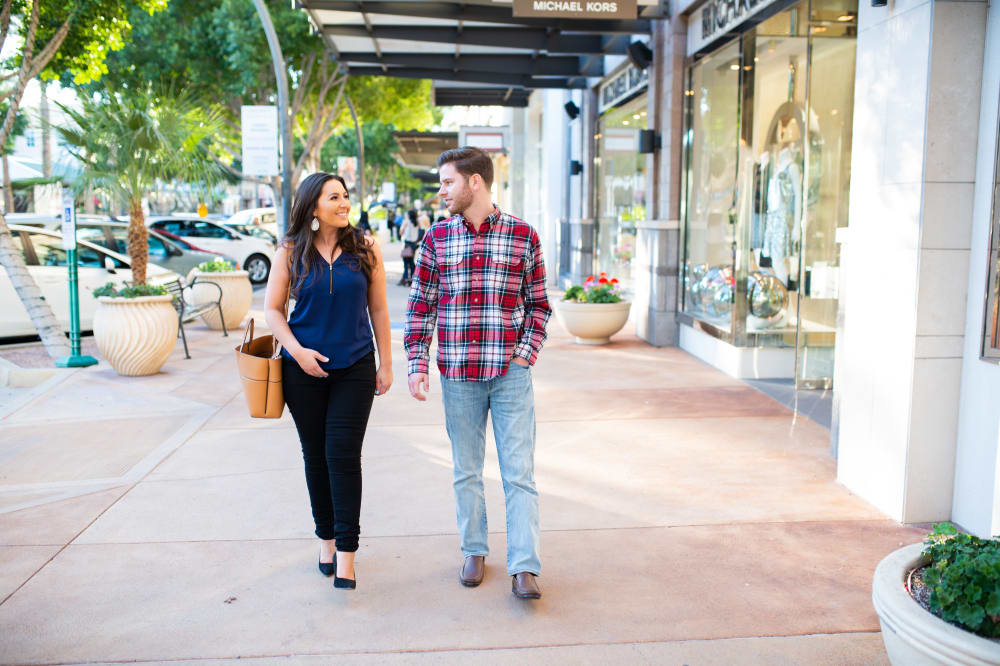 View the neighborhood information at The Halsten at Chauncey Lane in Scottsdale, Arizona