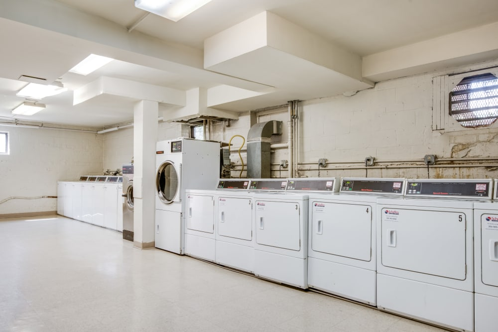 Laundry room at Meadowbrook Run