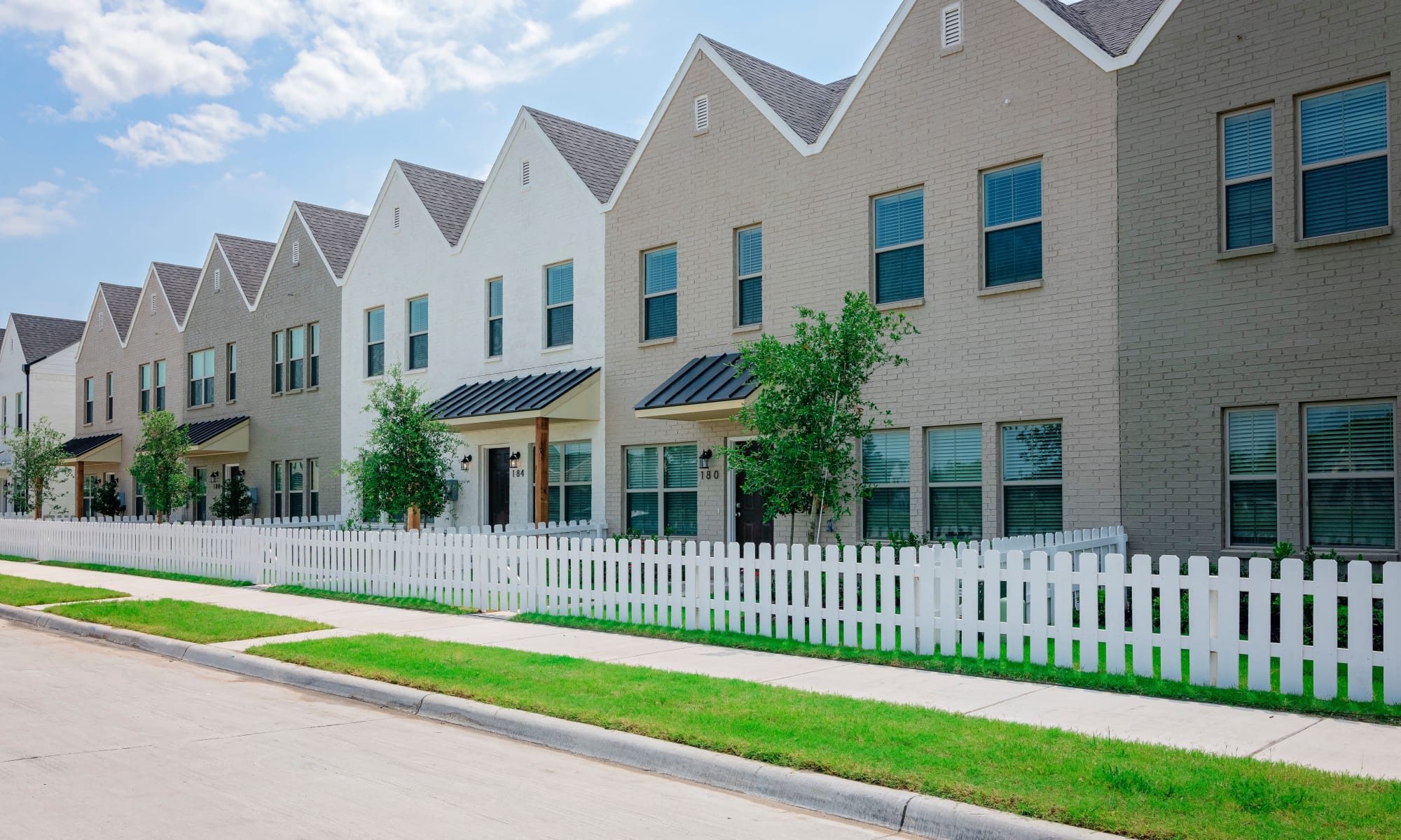 Townhomes at The Townhomes at BlueBonnet Trails in Waxahachie, Texas
