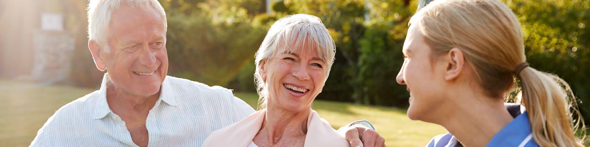 Living care options at Kirkwood Orange in Orange, California