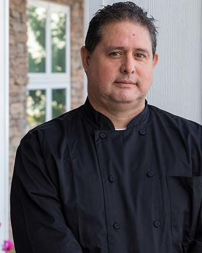 Marco Alcaraz, DIRECTOR OF SIGNATURE DINING at Quail Park at Morrison Ranch in Gilbert, Arizona