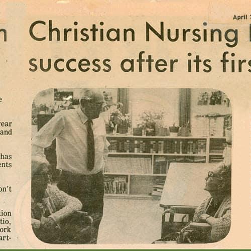 History of Christian Living Communities