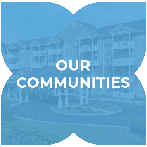 Our communities at Harmony Senior Services in Charleston, South Carolina