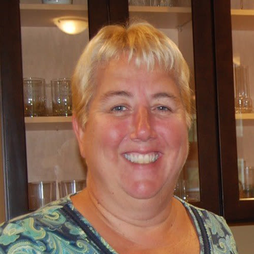 Dottie Griffith, Director of Operations of Keystone Place at  Buzzards Bay in Buzzards Bay, Massachusetts