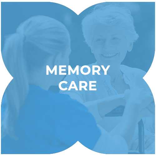 Memory care at Harmony at Five Forks in Simpsonville, South Carolina