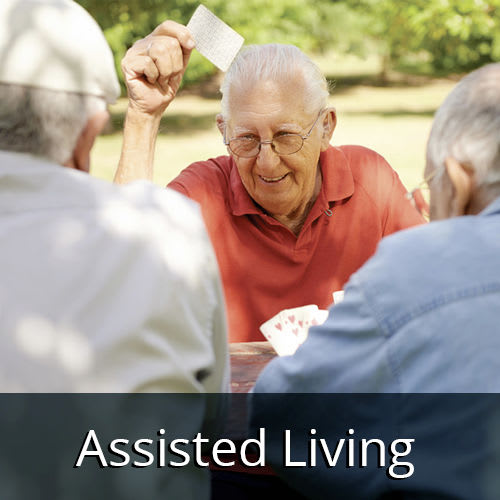 Assisted living care options from White Springs Senior Living in Warrenton, Virginia