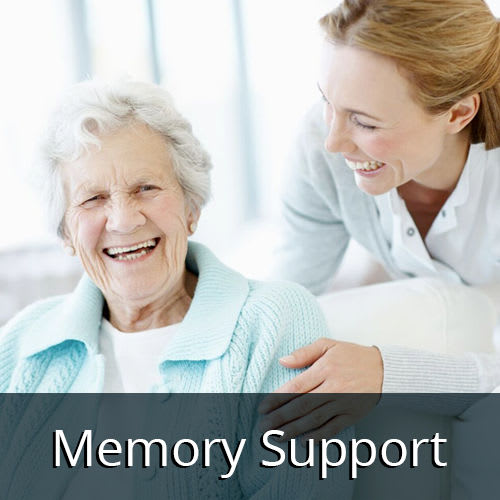 Memory Support care options at White Springs Senior Living in Warrenton, Virginia