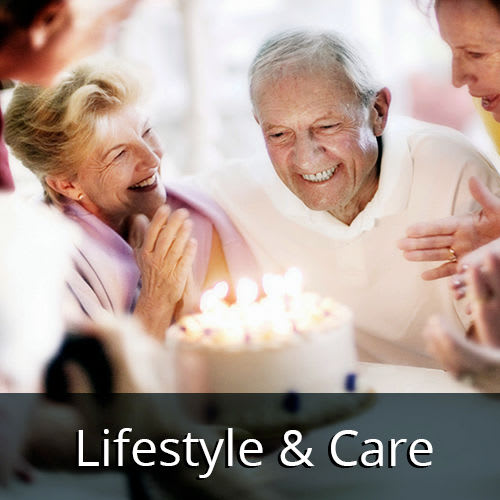 View our Lifestyle and Care Options at White Springs Senior Living in Warrenton, Virginia