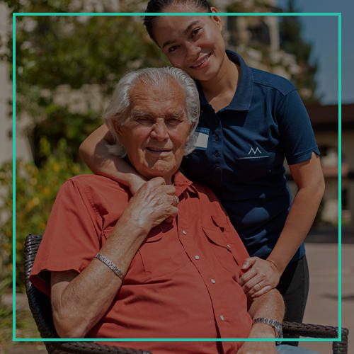 Learn more about assisted living at Courtyards at Riverpark in Fort Worth, Texas.