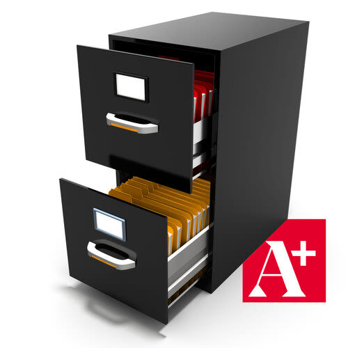 View the available business storage at A+ Storage in Miami, Florida