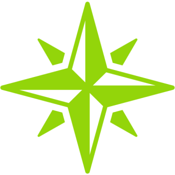 compass icon for Inspired Living in Bradenton, Florida