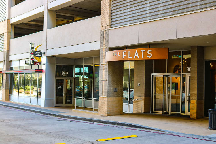 The Flats at The Heights at Park Lane in Dallas, Texas