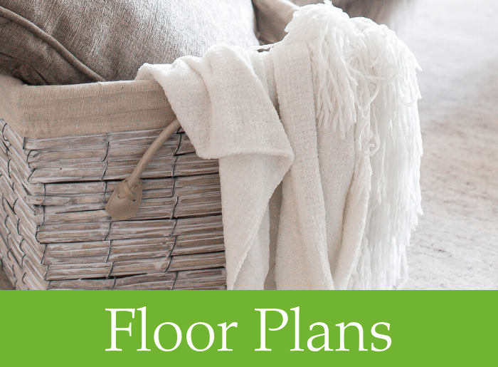 View our floor plans at Oaks Lincoln Apartments & Townhomes in Edina, Minnesota