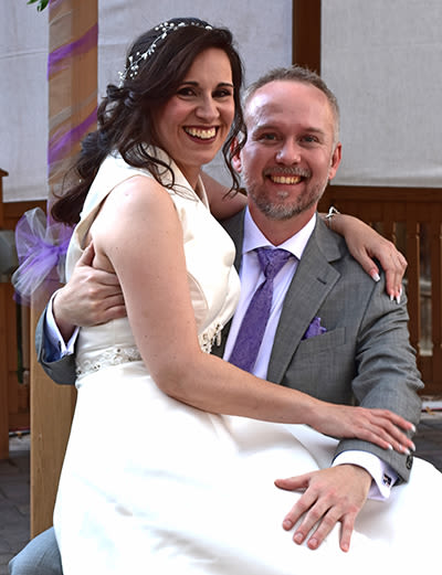 Tracey and Steven Hlibichuk