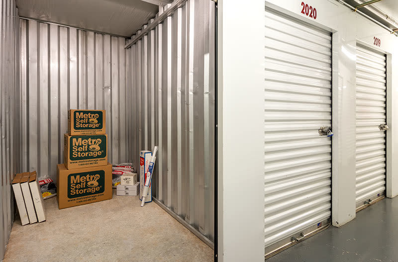 Metro Self Storage Offers Convenient Storage Solutions In Stone Mountain