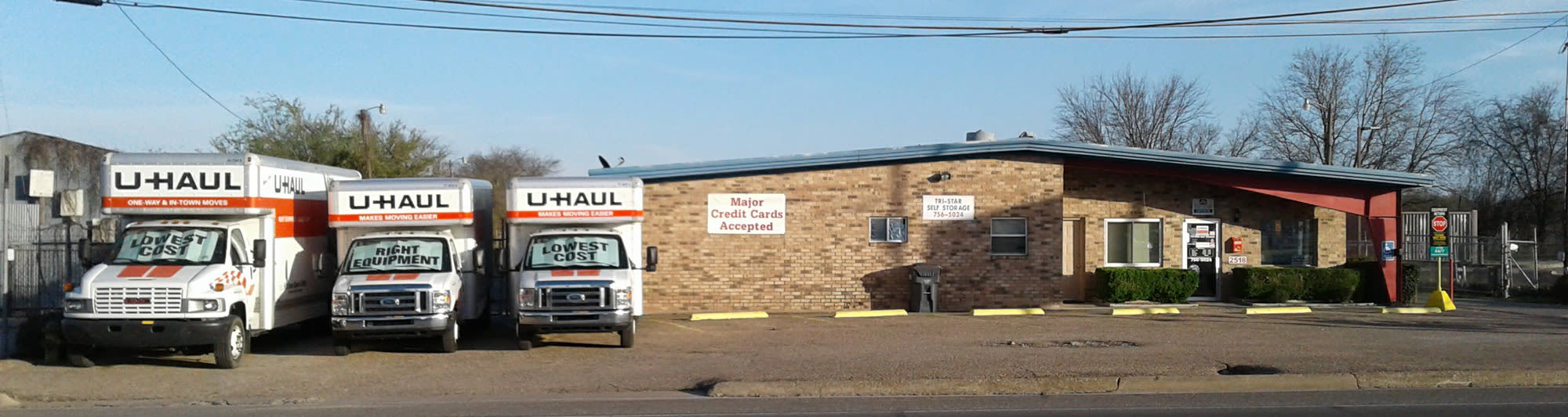 Self storage at Tri Star Self Storage - La Salle in Waco, Texas