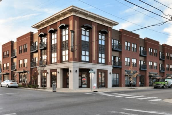 37206 Building in Nashville, Tennessee