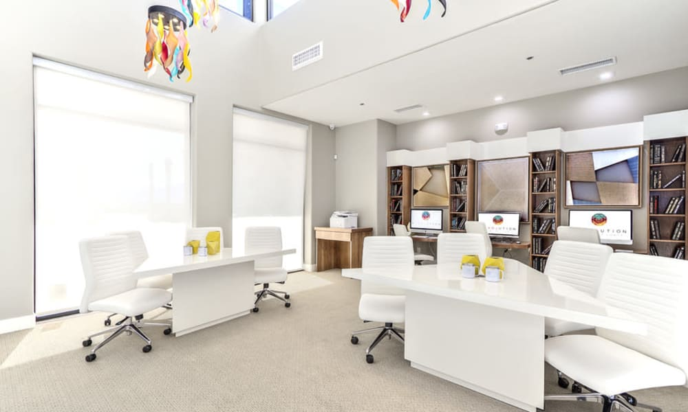 Revolution offers a Business Center in Henderson, Nevada