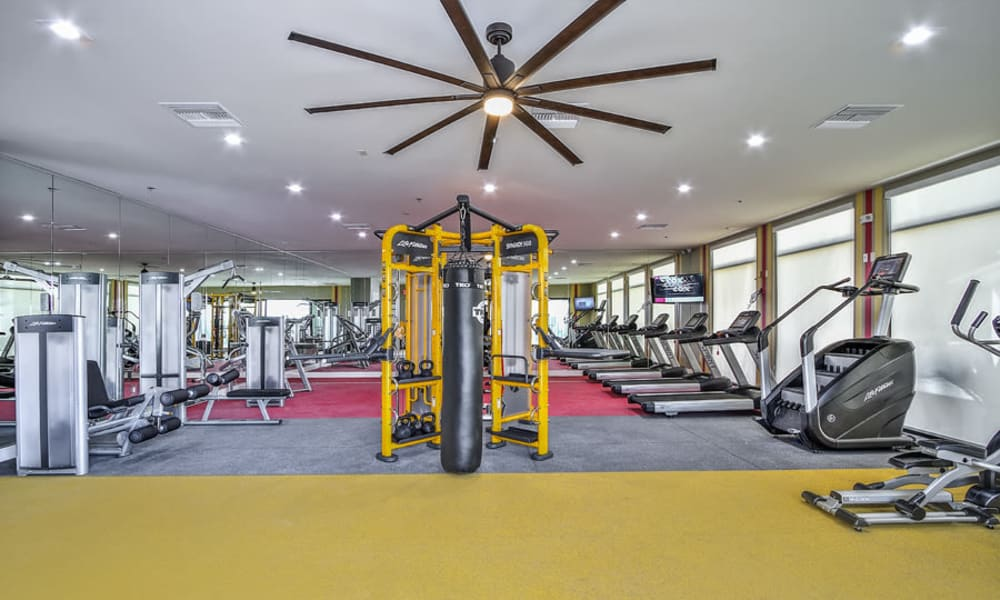 Revolution offers apartments w/ a gym in Henderson, Nevada
