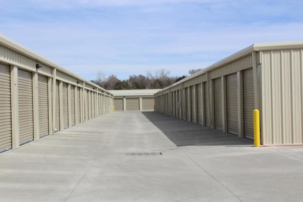 Mesa Ridge Self Storage self storage offers an array of units