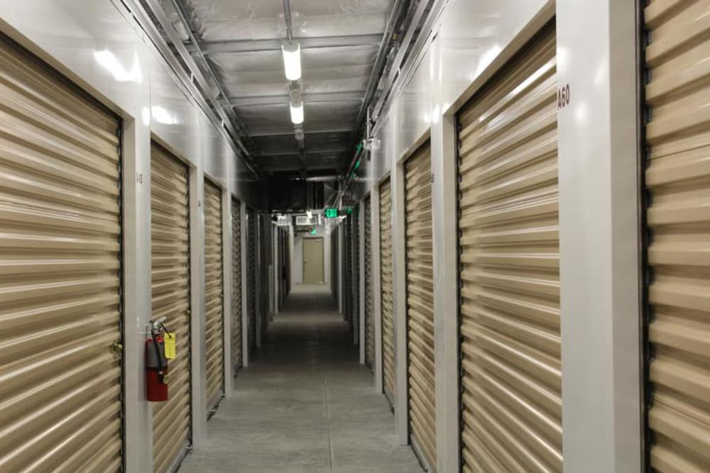 Phenomenal security features at Mesa Ridge Self Storage self storage