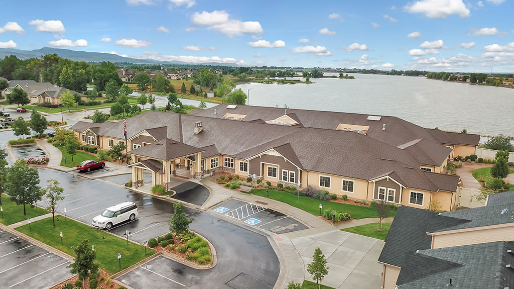 Senior living in Loveland, CO is just right for you