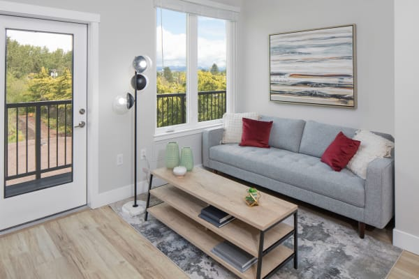 Brookside apartments in Gresham, Oregon