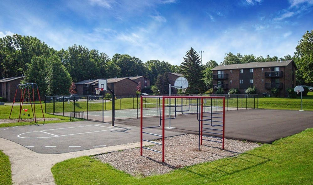 Playground at High Acres Apartments & Townhomes in Syracuse, New York