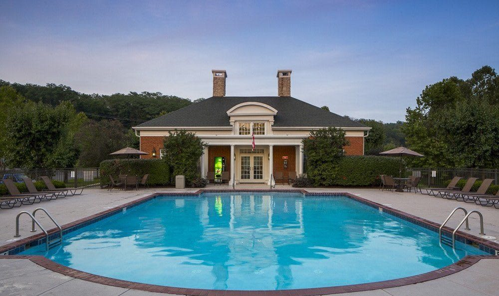 Swimming pool at The Preserve at Beckett Ridge in West Chester, Ohio