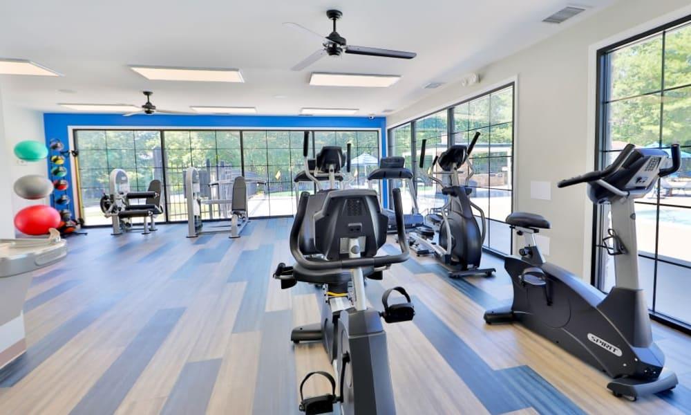 Fitness Center in Parkville, Maryland