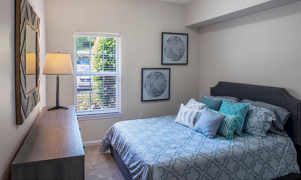 Beautiful bedroom at Atkins Circle in Charlotte, North Carolina