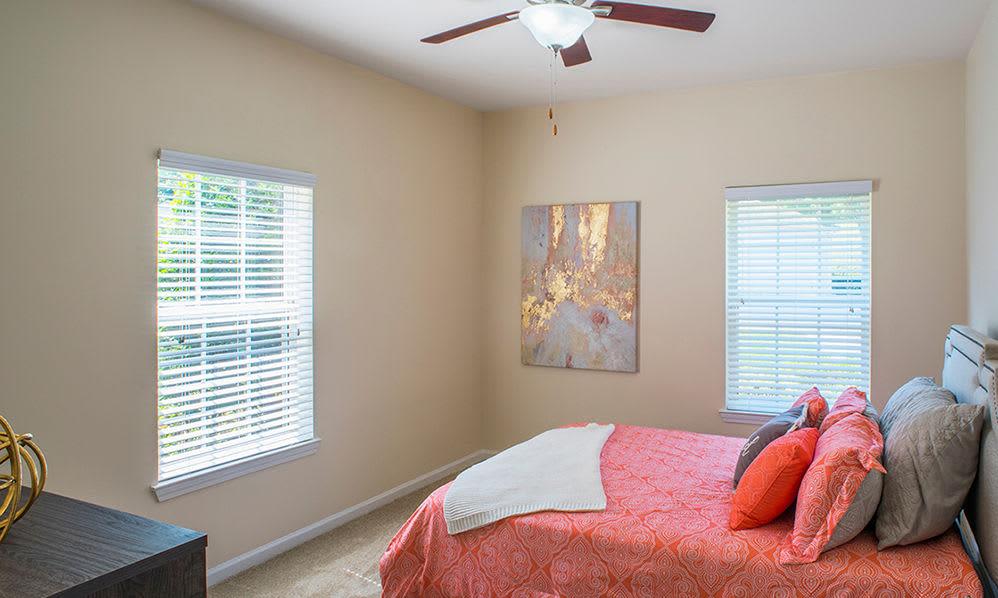 Bedroom at Atkins Circle in Charlotte, North Carolina