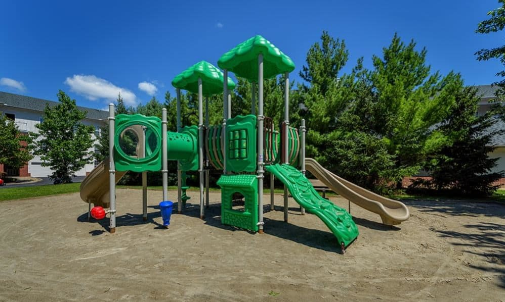 Beautiful playground at Christopher Wren in Wexford, Pennsylvania