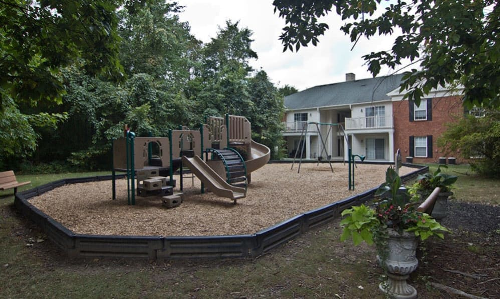 Playground at The Woods at Polaris Parkway in Westerville, Ohio