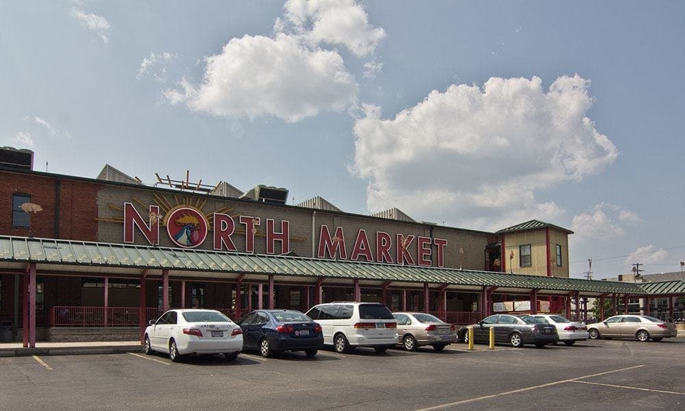 North market in Westerville, Ohio near The Woods at Polaris Parkway