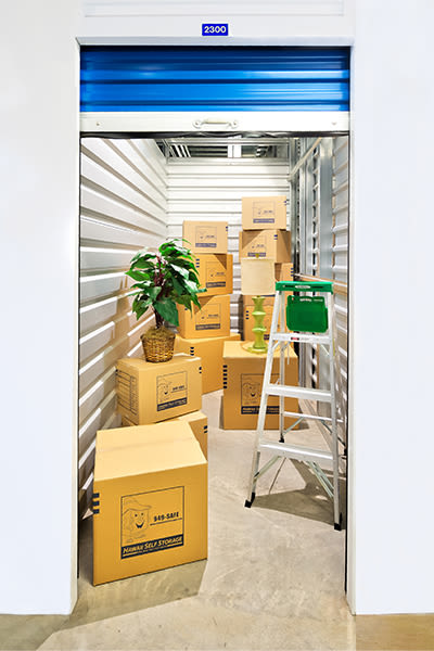 Image of medium storage unit