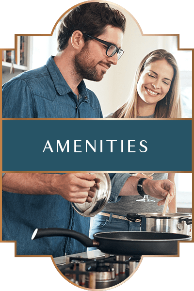 View our amenities at The Townhomes at BlueBonnet Trails in Waxahachie, Texas