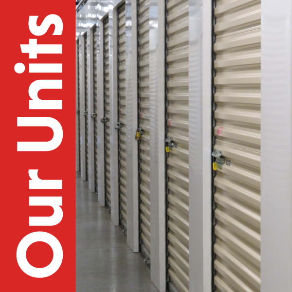View the unit sizes and prices at Westerville Mini Storage in Westerville, Ohio