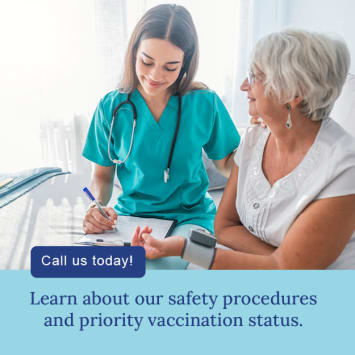 Vaccination at Harmony at Avon