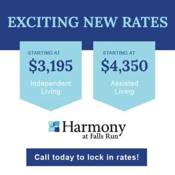 Vaccinations at Harmony at Falls Run