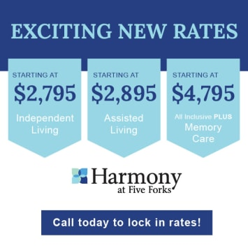 Vaccinations at Harmony at Five Forks