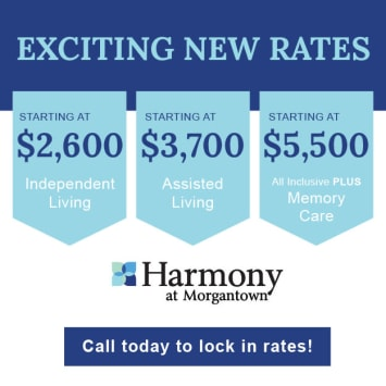 Vaccinations at Harmony at Morgantown