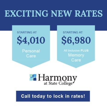 Vaccinations at Harmony at State College