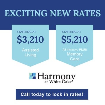 Vaccinations at Harmony at White Oaks