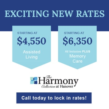 Vaccinations at The Harmony Collection at Hanover