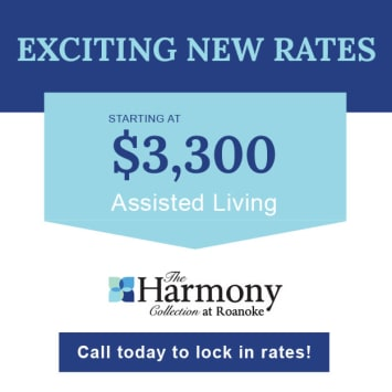Vaccinations at The Harmony Collection at Roanoke - Assisted Living